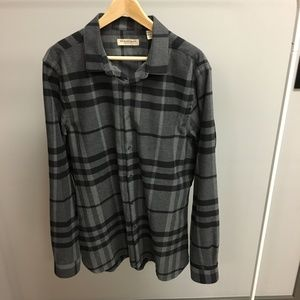 Burberry Men's Plaid Shirt